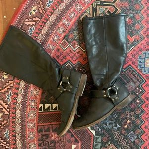 Classic High Frye Harness Boots